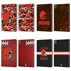 OFFICIAL NFL 2018/19 CLEVELAND BROWNS LEATHER BOOK CASE FOR APPLE iPAD $32.95 USD on eBay