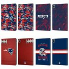 NFL 2018/19 NEW ENGLAND PATRIOTS LEATHER BOOK WALLET CASE COVER FOR APPLE iPAD $32.95 USD on eBay