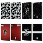 OFFICIAL NFL 2018/19 OAKLAND RAIDERS LEATHER BOOK CASE FOR APPLE iPAD $15.95 USD on eBay