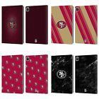 OFFICIAL NFL 2017/18 SAN FRANCISCO 49ERS LEATHER BOOK CASE FOR APPLE iPAD $26.95 USD on eBay