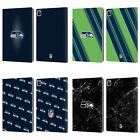 OFFICIAL NFL 2017/18 SEATTLE SEAHAWKS LEATHER BOOK CASE FOR APPLE iPAD $15.95 USD on eBay