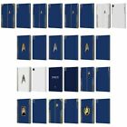 STAR TREK DISCOVERY UNIFORMS LEATHER BOOK WALLET CASE COVER FOR APPLE iPAD on eBay