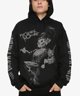 My Chemical Romance THE BLACK PARADE Pullover Hoodie NEW Licensed  Official