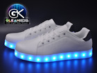 GleamKicks LED Sneakers - USB Charging - 11 Color Modes