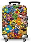 Owl Luggage Suitcase Cover Travel Protector Bag Scratch Dust WaterProof guard
