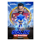 Kyпить Sonic the Hedgehog 2020 Movie Poster - Official Art - High Quality Prints на еВаy.соm