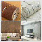 3d Stripe Non-woven Wallpaper Living Room Bedroom Background Wall Home Decor Us