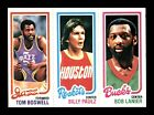 1980-81 TOPPS BASKETBALL 1 TO 176 YOU PICK FROM SCANSBasketball Cards - 214