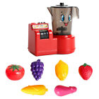 Kitchen Cooking Pretend Play Game Electric Cookware Appliance w/ Sound Light Toy