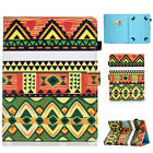 """Patterned Flip Case Stand Leather Cover For Universal Android PC 7 8 10"""" Tablet"""