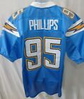 San Diego Chargers Adrian Phillips Replica Sewn Football Jersey Light Blue $24.99 USD on eBay