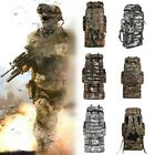 92L Waterproof Tactical Bag Camouflage Backpack Outdoor Traveling Camping
