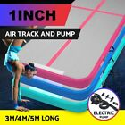 10/20FT Air Track Floor Tumbling Inflatable Gym Mat AirTrack Fitness Gymnastic image