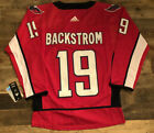 #19 Nick Backstrom Washington Capitals Stanley Cup Championship Patch Jersey - S $85.0 USD on eBay