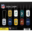 NFL DOG TAG KEYCHAIN PVC FOOTBALL 32 TEAMS KEY COWBOYS PACKERS PATS SUPER BOWL $2.49 USD on eBay
