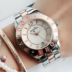 New Pd Bear Watch Stainless Steel Ladies Calendar Watches Quartz Jewelry image