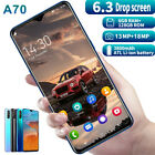 Brand New Dual Sim Face Id Unlocked Mobile Cell Smart 4g Phone Android 9.1 128gb