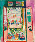 Artist Henri Matisse Poster Print of Painting The Open Window