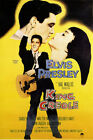 King Creole Vintage Elvis Presley Movie Poster