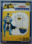 Batman Mens Original Underoos - Available Large or X-Large - New