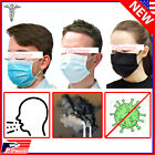 Kyпить Disposable Medical Dental Industry Dust proof Mouth Facial Face Mask Respirator на еВаy.соm