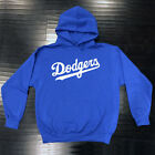 Los Angeles Dodgers Hooded Sweat Shirt Cotton Hoodie Adult Sweatshirt Men LA LAD on Ebay