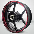 Motorcycle Rim Wheel Decal Accessory Sticker for Triumph Sprint ST 955i $61.0 USD on eBay