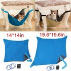 Reversible Pet Dog Cat Hammock Radiator Bed Animal Hanging Cage Pad Canvas Bed