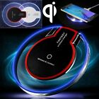 Fast Qi Wireless Charging Pad Stand Dock for iphone X XR Samsung Galaxy Note 8 9
