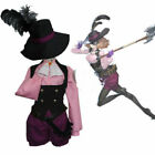 NEW Game Persona 5 Haru Okumura Cosplay Costume with hat Persona5 Set Full