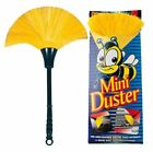 Mini Duster Cleaning Brush Microfibre Home Office Keyboard Laptop Dusting 2-4 PK photo