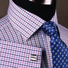 3 Business Shirts  4 Neckties Bundle With Complimentary Cufflinks Package