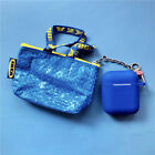 Mini Coin Purse Bag w/ Earphone Pouch Protective Case Cover For AirPods 1 2 Pro