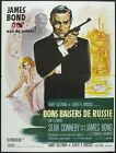 CLASSIC VINTAGE MOVIE POSTERS James Bond 007 Glossy A4 A3 A2 A1 £3.99 GBP on eBay