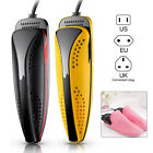 Boot Dryer Portable Shoes Warmer Odor Remover Electric Heat Dehumidify Heater US