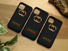 Inspired 202Gucci19Gold Pattern Cover iPhone X XS 11 Pro Max Case