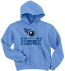 Derrick Henry Tennessee Titans Logo Tractorcito HOODED SWEATSHIRT $25.99 USD on eBay
