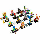Lego 71025 Series 19 Minifigures Pizza Bear Dog Fox You Choose NEW