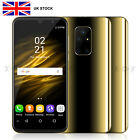 "5.5"" Android 8.1 Mobile Smart Phone 4gb Unlocked Dual Sim Quad Core Phablet New"