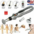 Electronic Acupuncture Energy Pen Meridian Laser Therapy Heal Massage ReliefPain
