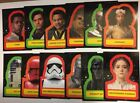 Star Wars Journey to The Rise of Skywalker Stickers (Choose From List) *Free S/H $1.74 USD on eBay