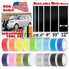 Matte Color Racing Stripes Vinyl Wrap Decal For Scion XB Sticker 25FT / 50FT $23.86 USD on eBay