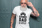 Used, Cool Men T shirt GAMER Dad Soon Brother Super Cool Modern Style Birthday Gift for sale  Shipping to Ireland