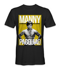 Manny Pacquiao boxing legend t-shirt