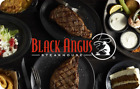 Black Angus Steakhouse - $25 $50 or $100 - email delivery