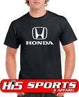 "Honda T-Shirt Honda Civic Accord CR-V Pilot Racing Shirt Adult Size S-5XL ""H"" image"