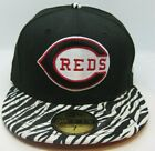 New Era Cincinnati Reds 59Fifty Fitted Hat Black Zebra MLB Cap BRAND NEW on Ebay