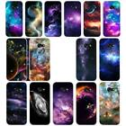 50AQ Art Star Tree Sky Space Soft Silicone Tpu Cover phone Case for Samsung gala