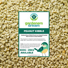 GardenersDream Kibbled Peanuts - Premium Wild Bird Food Crushed Peanut Granules