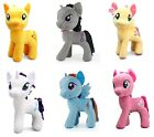 "My Little Pony 20"" Kids Large Soft Plush Toy, Pinkie Pie, Fluttershy, Girls Gift"
